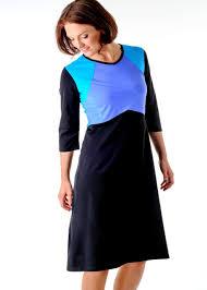 plus size cover up chlorine proof plus size colorblock swim dress coverup modli
