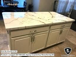 metallic kit reviews countertop
