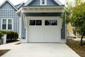 aluminum and glass garage doors