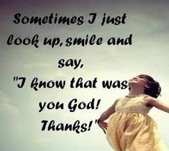 Thank You God Quotes Classy I Know That Was You God Thanks Pictures Photos And Images For
