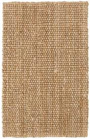 chunky loop collection natural jute fiber rug top drawer