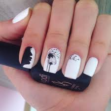 20+ White Nail Art Designs, Ideas | Design Trends - Premium PSD ...