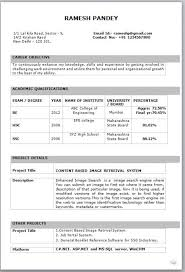 Inspiring Cts Resume Format For Freshers 98 For Resume Format With Cts  Resume Format For Freshers