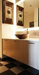 Pair Of Remodeled Condo Bathrooms Transforms The Nondescript Into - Condo bathroom remodel