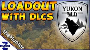 Yukon Valley Loadout With Dlc Weapons Call Of The Wild