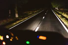 car driving at night headlights.  Driving New Jersey Car Accident Lawyer With Car Driving At Night Headlights I