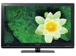 sharp 40 inch tv. sharp aquos 40 in. lc-40le430m inch tv o