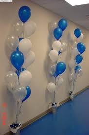 Sports Themed Balloon Decor Balloon Designs Pictures Balloon Bouquets