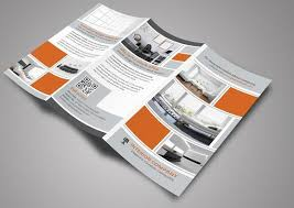 Brochure Templates In Word Impressive Interior Trifold Brochure By Creative Designer On Creativemarket