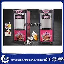 Yogurt Vending Machine Awesome 48 48LH 48 Flavor Frozen Yogurt Soft Ice Cream Maker Machine