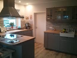Ikea Küchen Grau