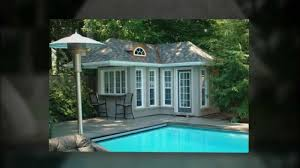 40 Pool Designs  Ideas For Beautiful Swimming PoolsSmall Pool House Designs
