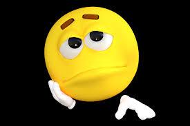 Emoticon Emoji Sad Free Image On Pixabay