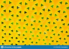 Interwoven Design Interwoven Design Background Pattern In Yellow And Green