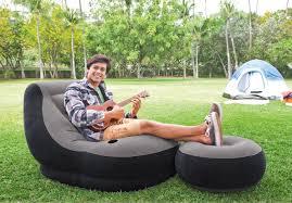 Intex inflatable lounge chair Inflatable Mega Intex Inflatable Ultra Lounge Chair With Cup Holder And Ottoman Set 68564e Walmartcom Walmart Intex Inflatable Ultra Lounge Chair With Cup Holder And Ottoman Set