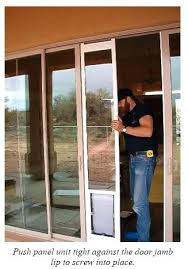 electronic dog door for sliding glass impressive on patio with hale pet installation instructions interior remodel