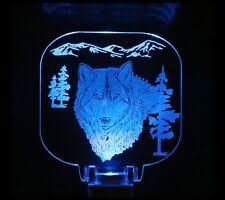 <b>Animals</b> & Insects Blue <b>Night</b> Lights for sale | eBay