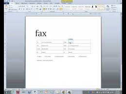 Google Docs Fax Cover Sheet Form Fill Out And Sign