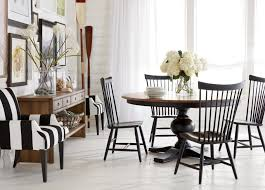 gorgeous dining room furniture square solid wood industrial dark brown painted beige rose bench seating small