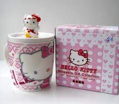 Hello kitty / coffee mug. Amazon Com Hello Kitty Mug Coffee Cups Mugs