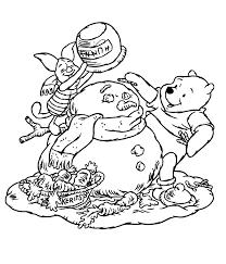 Winnie Pooh Pimpi E Il Pupazzo Di Neve La Scuola Di Rosa