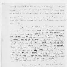 about this collection james madison papers digital letter