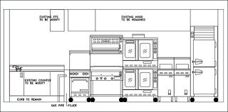 restaurant floor plan. Restaurant Floor Plans Drafting Software Plan N