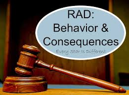 Rad Behavior And Consequences Every Star Is Different