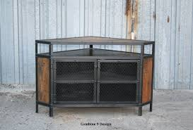 Custom Metal Cabinets Ideas About Corner Tv Cabinets And Custom Stand Arttogallerycom