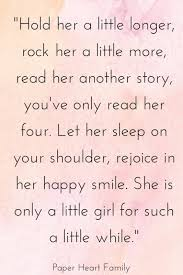 Little Girl Quotes New 48 Baby Girl Quotes That Perfectly Express A Mother's Love For Her