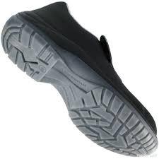 Nordways Chaussures De Cuisine Noir Avec Embout De Sécurité Dan