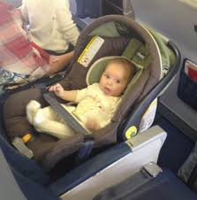 consider carrying a car seat approved for airlines