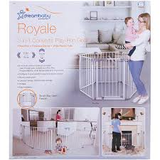 dreambaby royale converta 3 in 1 playpen gate