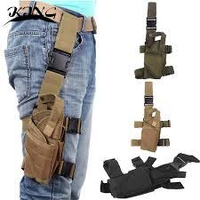 6 color <b>Tornado Tactical Thigh</b> Holster Drop <b>Leg</b> Holster Adjustable ...