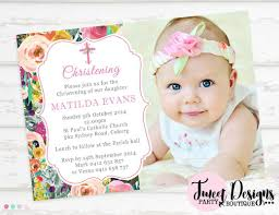 baby girl invite christening invitation for baby girl christening