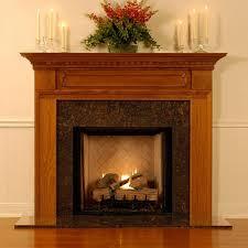 wood fireplace mantel designs plans