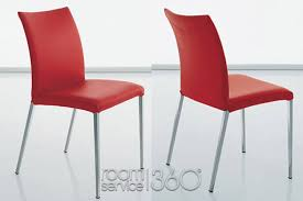latest modern red chair with anna italian modern dining chair cattelan italia made in italy