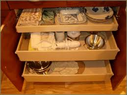 Kitchen Cabinet Organizer Pull Out Drawers Cabinet 48678 Home