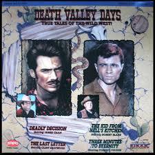 Death Valley Days Laserdisc The Last Letter JPG