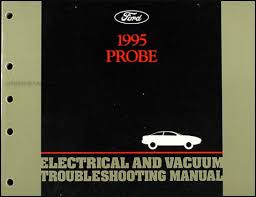 wiring diagram 1989 ford probe schematics and wiring diagrams 1997 ford probe wiring diagram harness and electric circuit