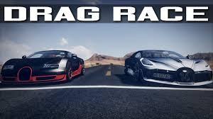 We love the beauty of a classic cars. Bugatti Divo Vs Bugatti Veyron Super Sport Drag Race Assetto Corsa Youtube