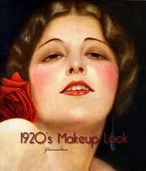1920s flapper makeup style20 12