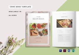 recipe book formats 31 beautiful book cover templates free sample example