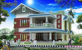 2581 sq ft house by x trude design kerala home design and floor