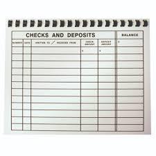 Checkbook Registers To Print