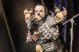 Lordi's videoclip for hard rock hallelujah, the gold awarded winner song of the eurovision song contest 2006, taken from their gold awarded album the aroc. Mr Lordi Wikipedia