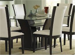 beautifull daisy dining table with glass top 710 72 fashionable model small glass dining room sets