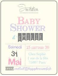 invitation baby shower free printable