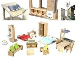 cheap dolls house furniture sets. Cheap Wooden Dollhouse Furniture Dolls Green Toys New Plan House Sets G