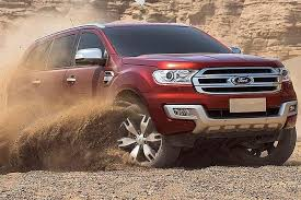 new car launches in january indiaNew Ford Endeavour scheduled to be launched in India in January